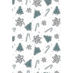 Ginger Cookies Christmas Pattern 5 5  X 8 5  Notebooks