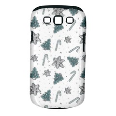 Ginger Cookies Christmas Pattern Samsung Galaxy S Iii Classic Hardshell Case (pc+silicone)