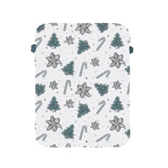 Ginger Cookies Christmas Pattern Apple Ipad 2/3/4 Protective Soft Cases