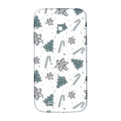 Ginger Cookies Christmas Pattern Samsung Galaxy S4 I9500/i9505  Hardshell Back Case