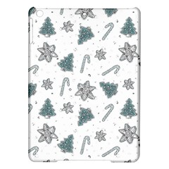 Ginger Cookies Christmas Pattern Ipad Air Hardshell Cases