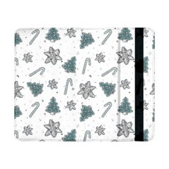 Ginger Cookies Christmas Pattern Samsung Galaxy Tab Pro 8 4  Flip Case