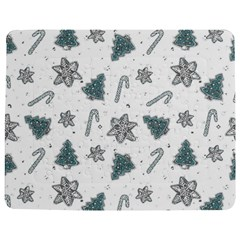Ginger Cookies Christmas Pattern Jigsaw Puzzle Photo Stand (rectangular)