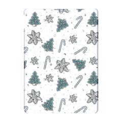 Ginger Cookies Christmas Pattern Apple Ipad Pro 10 5   Hardshell Case