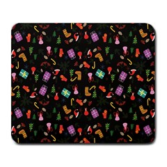 Christmas Pattern Large Mousepads
