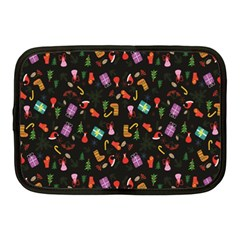 Christmas Pattern Netbook Case (medium)