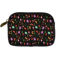 Christmas Pattern Digital Camera Cases