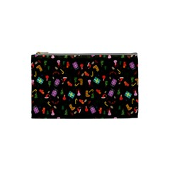 Christmas Pattern Cosmetic Bag (small)