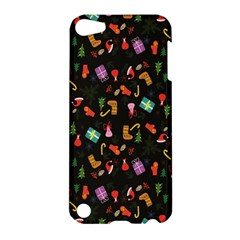 Christmas Pattern Apple Ipod Touch 5 Hardshell Case