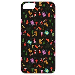 Christmas Pattern Apple Iphone 5 Classic Hardshell Case