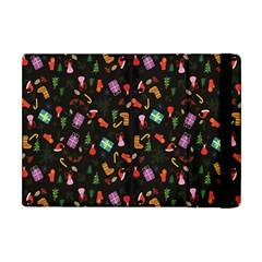 Christmas Pattern Apple Ipad Mini Flip Case