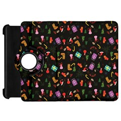 Christmas Pattern Kindle Fire Hd 7
