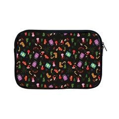 Christmas Pattern Apple Ipad Mini Zipper Cases