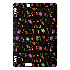 Christmas Pattern Kindle Fire Hdx Hardshell Case