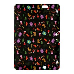 Christmas Pattern Kindle Fire Hdx 8 9  Hardshell Case