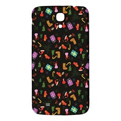 Christmas Pattern Samsung Galaxy Mega I9200 Hardshell Back Case