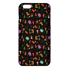 Christmas Pattern Iphone 6 Plus/6s Plus Tpu Case