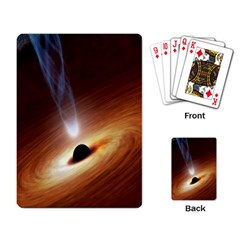 Coming Supermassive Black Hole Century Playing Card