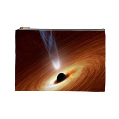 Coming Supermassive Black Hole Century Cosmetic Bag (large)
