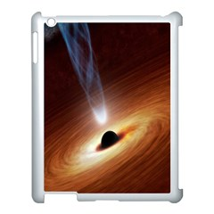 Coming Supermassive Black Hole Century Apple Ipad 3/4 Case (white)