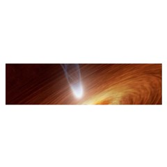 Coming Supermassive Black Hole Century Satin Scarf (oblong)