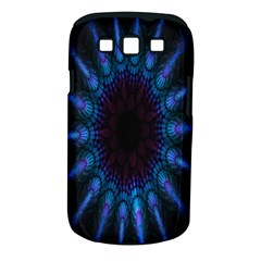 Exploding Flower Tunnel Nature Amazing Beauty Animation Blue Purple Samsung Galaxy S Iii Classic Hardshell Case (pc+silicone)