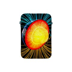 Cross Section Earth Field Lines Geomagnetic Hot Apple Ipad Mini Protective Soft Cases