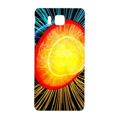 Cross Section Earth Field Lines Geomagnetic Hot Samsung Galaxy Alpha Hardshell Back Case