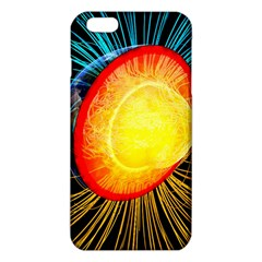 Cross Section Earth Field Lines Geomagnetic Hot Iphone 6 Plus/6s Plus Tpu Case