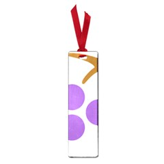 Fruit Grape Purple Small Book Marks