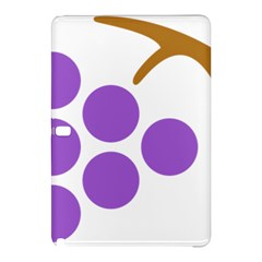 Fruit Grape Purple Samsung Galaxy Tab Pro 12 2 Hardshell Case
