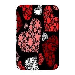 Floral Flower Heart Valentine Samsung Galaxy Note 8 0 N5100 Hardshell Case