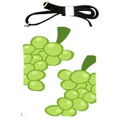 Fruit Green Grape Shoulder Sling Bags