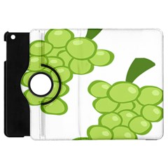 Fruit Green Grape Apple Ipad Mini Flip 360 Case