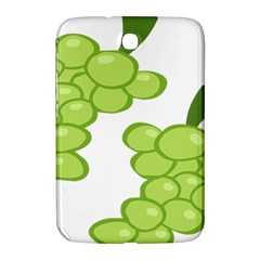 Fruit Green Grape Samsung Galaxy Note 8 0 N5100 Hardshell Case