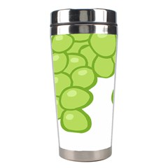 Fruit Green Grape Stainless Steel Travel Tumblers