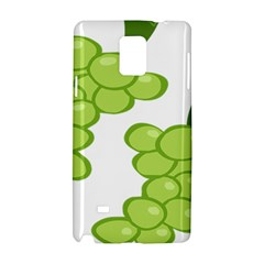 Fruit Green Grape Samsung Galaxy Note 4 Hardshell Case