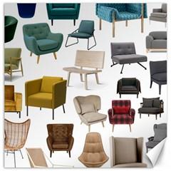 Furnitur Chair Canvas 12  X 12