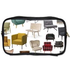 Furnitur Chair Toiletries Bags 2 Side