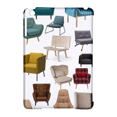 Furnitur Chair Apple Ipad Mini Hardshell Case (compatible With Smart Cover)