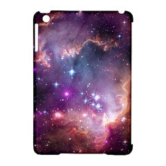 Galaxy Space Star Light Purple Apple Ipad Mini Hardshell Case (compatible With Smart Cover)