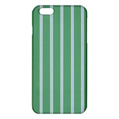 Green Line Vertical Iphone 6 Plus/6s Plus Tpu Case