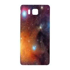 Galaxy Space Star Light Samsung Galaxy Alpha Hardshell Back Case