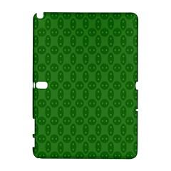 Green Seed Polka Galaxy Note 1