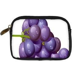 Grape Fruit Digital Camera Cases