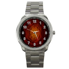 High Res Nostars Orange Gold Sport Metal Watch