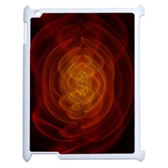 High Res Nostars Orange Gold Apple Ipad 2 Case (white)