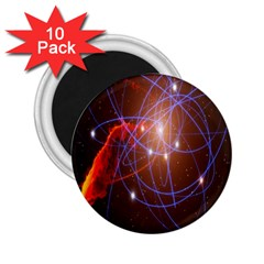Highest Resolution Version Space Net 2 25  Magnets (10 Pack)