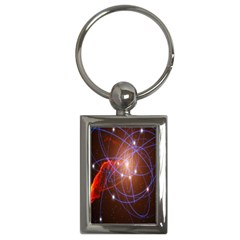 Highest Resolution Version Space Net Key Chains (rectangle)