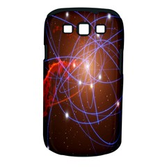 Highest Resolution Version Space Net Samsung Galaxy S Iii Classic Hardshell Case (pc+silicone)